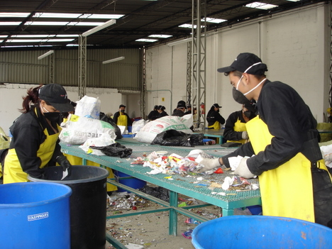 Donde reciclar en Chile