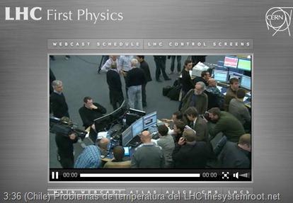 LHC fail
