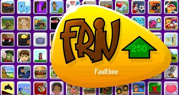 Una genial web de juegos
