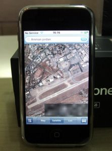 Google Earth para iPhone