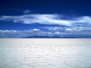 salar lago Uyuni Salt lake